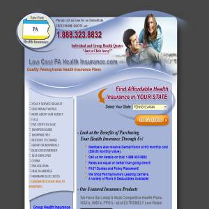 Quality Pennsylvania Health Insurance