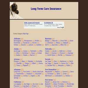 LTC Insurance Companies