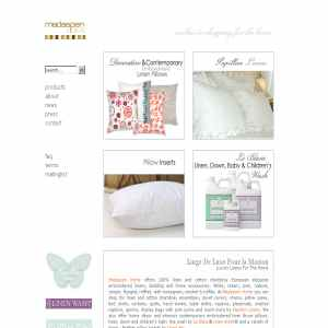 Bed Linens, Home Linens & Accessories