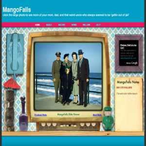 MangoFalls Retro Images