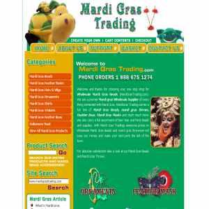 Mardi Gras Trading