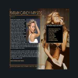 Mariah Carey fansite