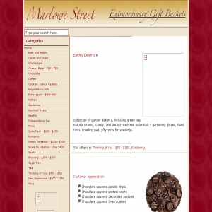 Marlowestreet.com | gift baskets