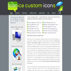 Iconica Custom Icons | marvilla.us