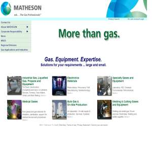 Gas detection, purification & control equipment, specialty gases