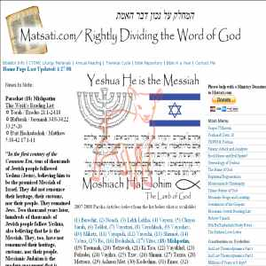 Rightly Dividing The Word of God
