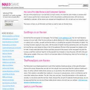 Maxxsave