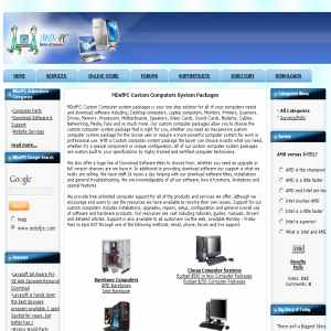 MDofPC Custom Computers System Packages