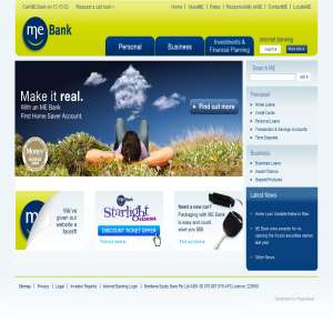 Term Deposits & Savings Accounts