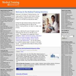Medical Technician Schools