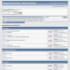 Progressive Rock Forum | Melos Prog Bazaar