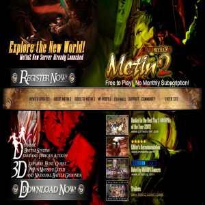 Metin2 - Free MMORPG