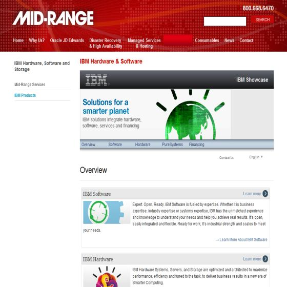 IBM Power Systems - Mid-Range