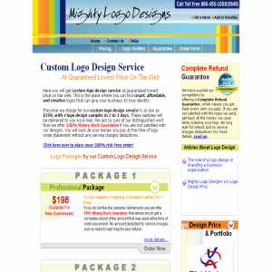 Mighty Logo Design - Custom Logo Design Service Provider