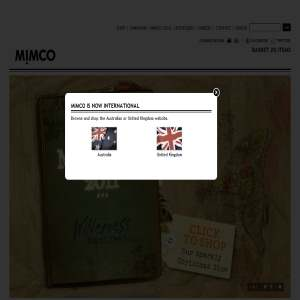 Mimco Fashion Accessories
