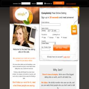 Mingle2 - Free Online Dating