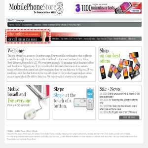 Three Mobile Phone Offers