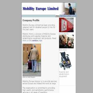 Mobility Europe Limited