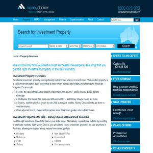 Investment Property Australia