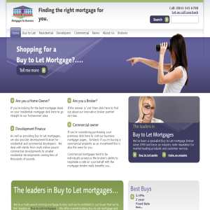 Buy To Let - Mortgages For Business