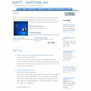 Mythtvtalk.com