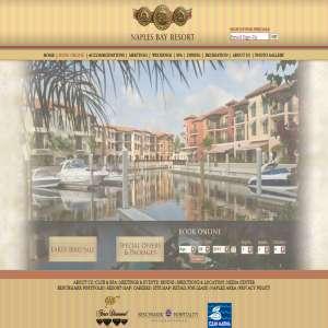 Naples Hotels: Naples Bay Resort Marina Downtown Florida