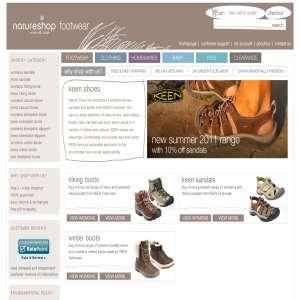 Nature Shop - Keen Shoes
