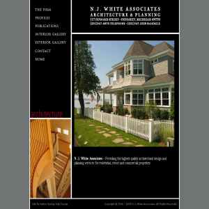 N. J. White Associates Architecture & Planning - Petoskey Michigan
