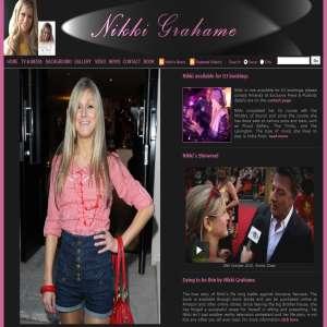 Nikki Grahame Special