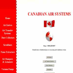 Industrial Air Moving Systems