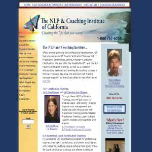 ICF Accredited NLP Coaching