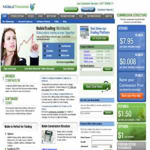 Online Stock, Options & Forex Trading - NobleTrading