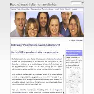 Psychotherapie Ausbildung