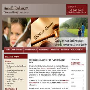 Ocala Divorce and Family Law