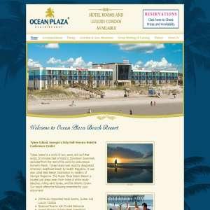 Savannah Hotels: Ocean Plaza Beach Resort