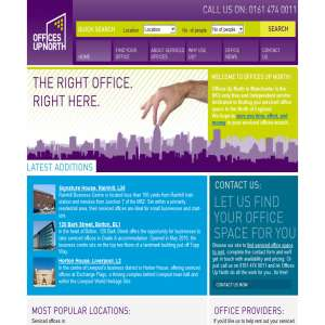 Offices Up North: Serviced Offices to Rent