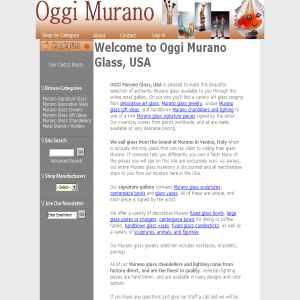 Murano Sculptures