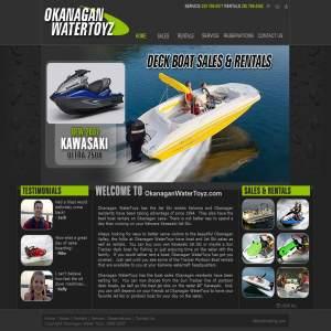 Okanagan Kelowna Boat & Jetski Rentals