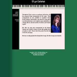OLyn Callahan - Organ Arrangements