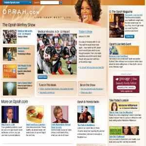 Oprah.com - Oprah Winfrey Show