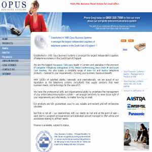 Opus-telecom.co.uk | Business Phone System