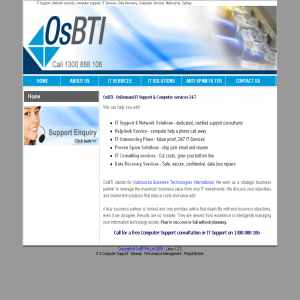 OsBTI Computer support & IT Services