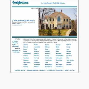 Real Estate Directory