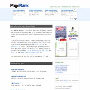 Search Engine Optimization | PageRank