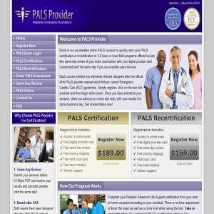 PALS Provider