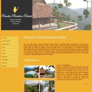 Resorts Kerala - India