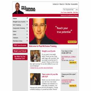 NLP Training and Hypnotism with Paul McKenna