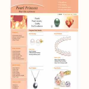 Pearl Princess - Pearl Jewelry Store