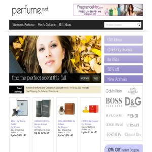 Perfumes & Cosmetics: Brand Fragrances in Lincoln