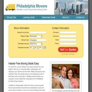 Moving company Philadelphia